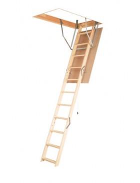 60x120 cm (patalpos aukštis H 280 cm) Palėpės laiptai PRN