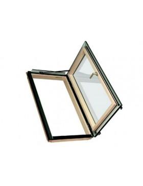 94x118 cm Termoizoliacinis išlipimo stogo langas FW_ U3