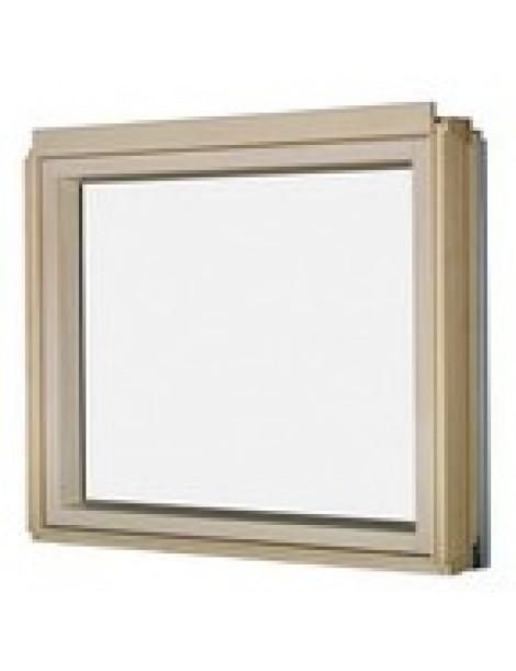 78x60 cm Karnizinio tipo stogo langas BXP L3