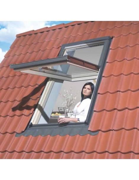 66x118 cm ProSky stogo langas FYP-V U3 su pakelta atidarymo ašimi