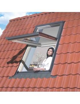 94x140 cm ProSky stogo langas FYP-V U3 su pakelta atidarymo ašimi