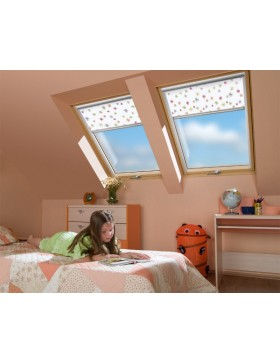 78x140 cm Padidinto atsparumo įsilaužimui stogo langas FTP-V P2 Secure