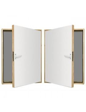 70x110 cm Karnizinės durys DWK