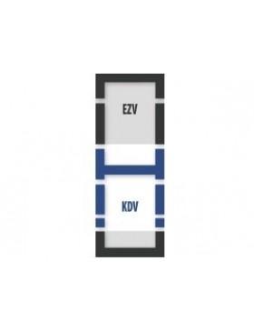 114x118 cm (lango matmenys) Kompleksinė tarpinių sistema B1/2 - ES
