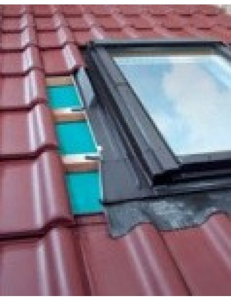 78x118 cm (lango matmenys) Termoizoliacinio išlipimo lango tarpinė EZW (banguota)