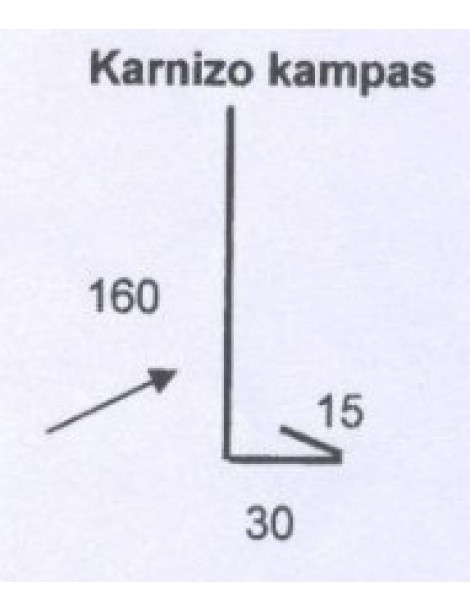 Karnizo kampas