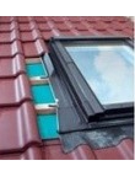 66x78 cm (lango matmenys) Termoizoliacinio išlipimo lango tarpinė EZW (banguota)