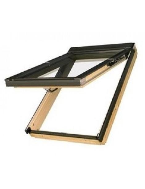 114x140 cm Pakeliamas apverčiamas stogo langas FPP-V U3 preSelect® MAX